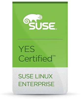 Zertifiziert für SLES und SES
