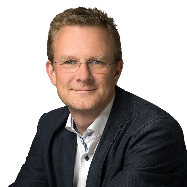 Maik Aussendorf, one of the managing partners of Bareos