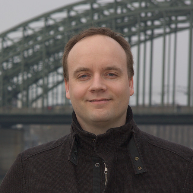Philipp Storz, one of the managing partners of Bareos