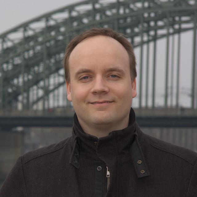 Philipp Storz, einer der geschäftsführenden Gesellschafter von Bareos