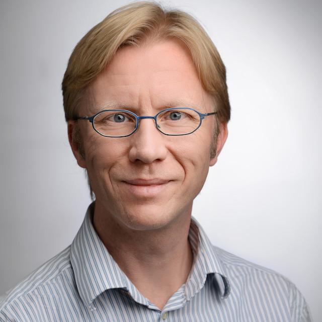 Stephan Dühr, einer der geschäftsführenden Gesellschafter von Bareos